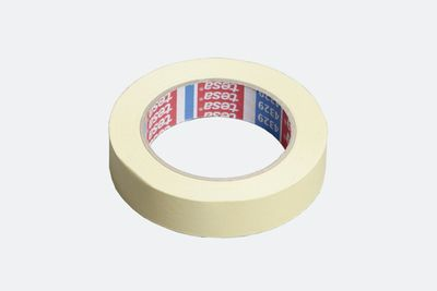 Crepe adhesive tape 25 mm wide